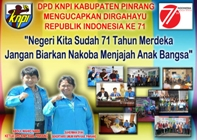 DPD KNPI PINRANG